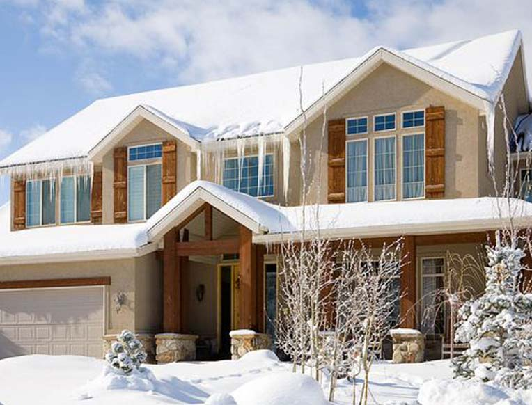 5 Pros of Purchasing your Home During the Winter Months