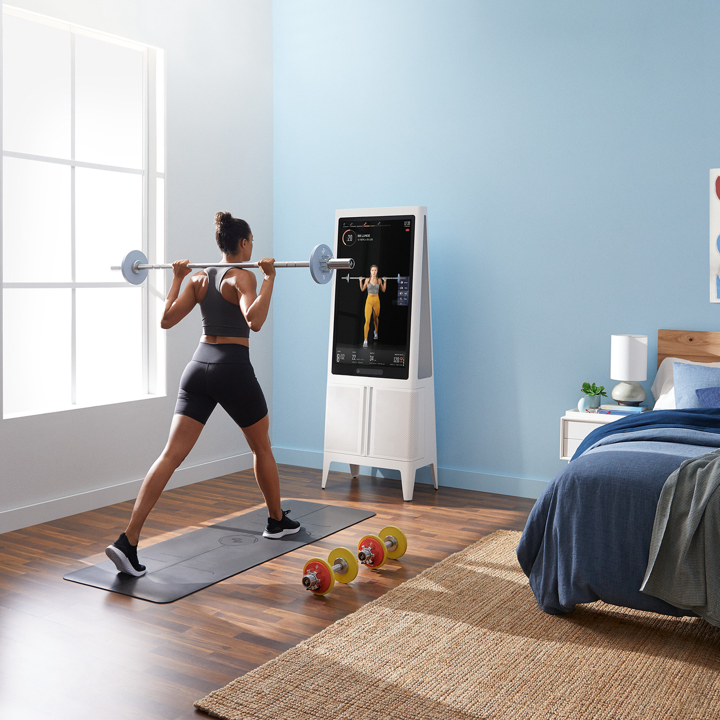 How To Create A Home Gym
