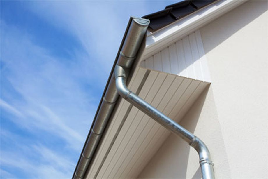 Clear Out Gutters And Downspouts