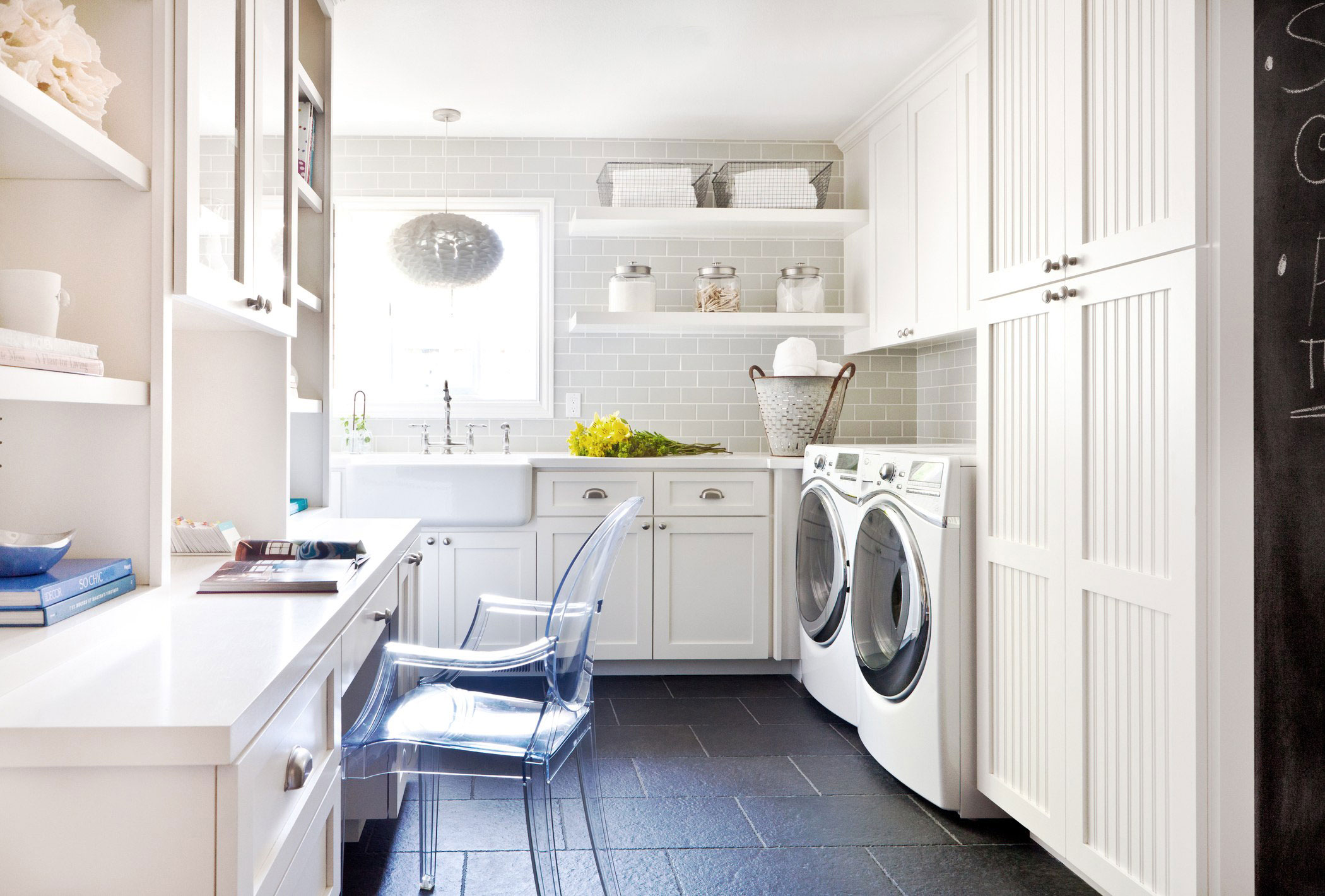 How To Create A Multipurpose Laundry Room